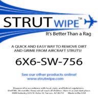 Strutwipe